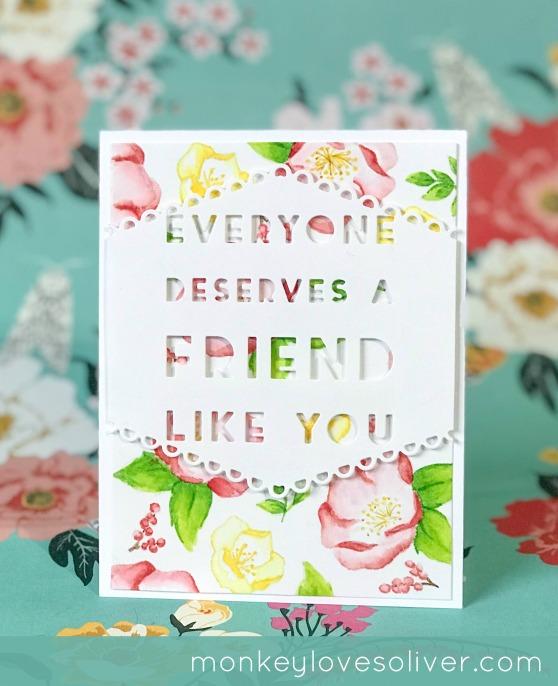 floral friend