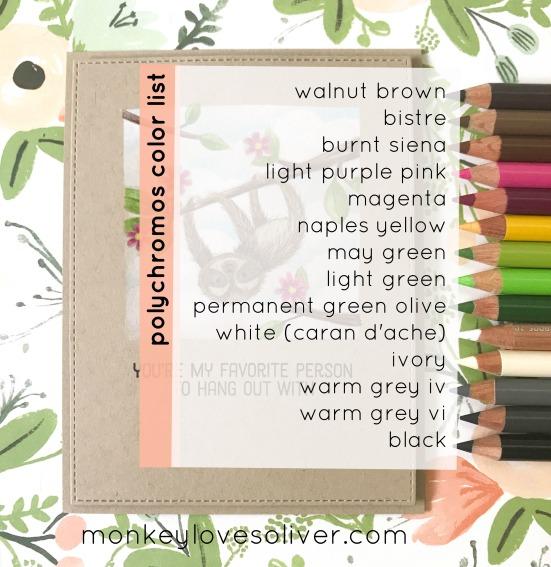 sloth-color-list